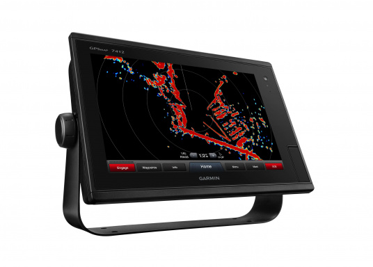 Garmin GPSMap 7412 buy now | SVB Yacht and boat equipment on