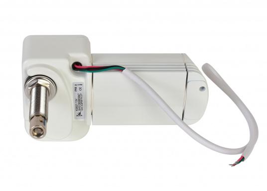 Leistungsstarker Scheibenwischer-Motor mit zwei Geschwindigkeitsstufen für Ihre Yacht von BAVARIA. Dank hochwertiger Technik für alle Bootsarten geeignet, auch für Stahl und Alu!   Spannung: 12 V  Wellenlänge: 64 mm   (Bild 3 von 3)