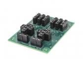 Circuit board control panel for Volvo engines
