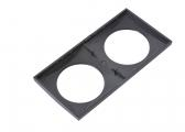BERKER Cover Frame / 2-section