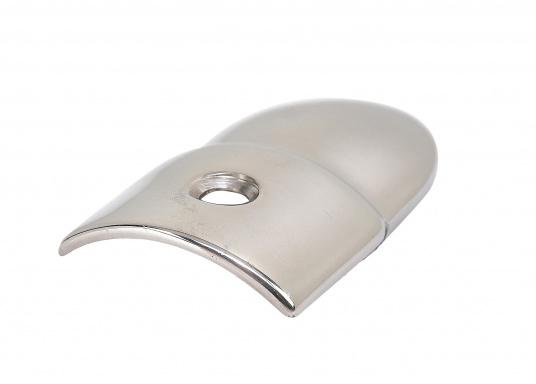 Innovatives Konstruktionssystem! Diese original Bavaria Fenderprofile bieten hohe technische Leistung und Qualität und ein schickes Design. Sie können schnell und einfach an den Rumpf angepasst und montiert werden. (Bild 5 von 12)