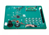 Control Panel 12 V incl. USB & Cigarette Lighter Socket