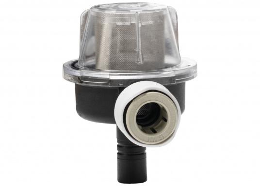 Originaler Filter für die Frischwassepumpe auf Ihrer Yacht von BAVARIA.