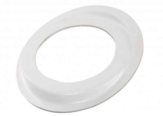 Original GFK-Sockel für den Kompass auf Ihrer Yacht von BAVARIA. Farbe: weiß.