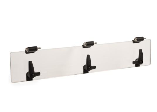 BAVARIAErsatzscheibe Flush Portlight opening Deck-Klarglas