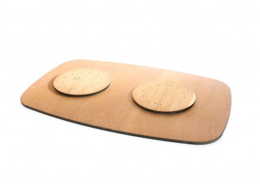 Originale Tischplatten für den Cockpit-Tisch auf Ihrer Yacht von BAVARIA. Erhältlich in verschiedenenAusführungen.  (Bild 3 von 4)