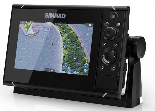 Navigieren, Kontrolle übernehmen und die enorme Funktionsvielfalt optimal ausnutzen – mit NSS evo3. Die SolarMAX™ HD-Anzeigetechnologie bietet ein außergewöhnlich klares Bild und extrem weite Sichtwinkel. Dank allwettertauglichem Touchscreen und erweitertem Tastenfeld behalten Sie unter allen Bedingungen die volle Kontrolle. Lieferung inklusive 4G Breitband Radar. (Bild 10 von 17)