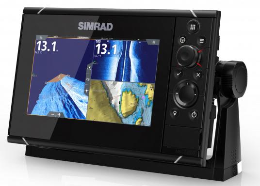Navigieren, Kontrolle übernehmen und die enorme Funktionsvielfalt optimal ausnutzen – mit NSS evo3. Die SolarMAX™ HD-Anzeigetechnologie bietet ein außergewöhnlich klares Bild und extrem weite Sichtwinkel. Dank allwettertauglichem Touchscreen und erweitertem Tastenfeld behalten Sie unter allen Bedingungen die volle Kontrolle. Lieferung inklusive 4G Breitband Radar. (Bild 9 von 17)