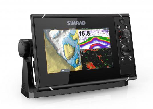 Navigieren, Kontrolle übernehmen und die enorme Funktionsvielfalt optimal ausnutzen – mit NSS evo3. Die SolarMAX™ HD-Anzeigetechnologie bietet ein außergewöhnlich klares Bild und extrem weite Sichtwinkel. Dank allwettertauglichem Touchscreen und erweitertem Tastenfeld behalten Sie unter allen Bedingungen die volle Kontrolle. Lieferung inklusive 4G Breitband Radar. (Bild 3 von 17)