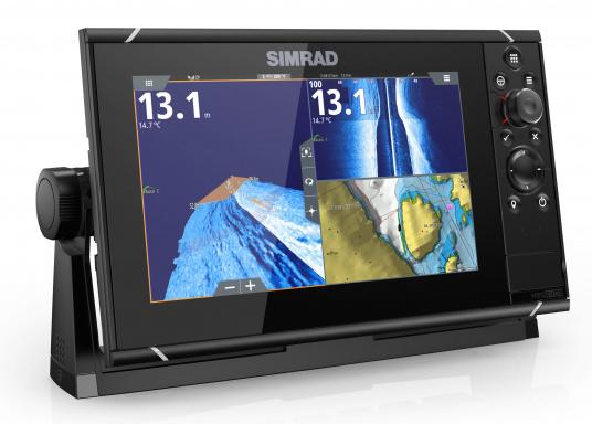 Navigieren, Kontrolle übernehmen und die enorme Funktionsvielfalt optimal ausnutzen – mit NSS evo3. Die SolarMAX™ HD-Anzeigetechnologie bietet ein außergewöhnlich klares Bild und extrem weite Sichtwinkel. Lieferung inklusive 4G Broadband Radar. (Bild 2 von 18)
