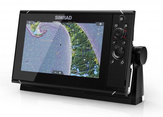 Navigieren, Kontrolle übernehmen und die enorme Funktionsvielfalt optimal ausnutzen – mit NSS evo3. Die SolarMAX™ HD-Anzeigetechnologie bietet ein außergewöhnlich klares Bild und extrem weite Sichtwinkel. Lieferung inklusive 4G Broadband Radar. (Bild 9 von 18)