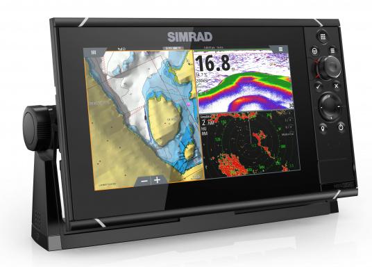 Navigieren, Kontrolle übernehmen und die enorme Funktionsvielfalt optimal ausnutzen – mit NSS evo3. Die SolarMAX™ HD-Anzeigetechnologie bietet ein außergewöhnlich klares Bild und extrem weite Sichtwinkel. Lieferung inklusive 4G Broadband Radar. (Bild 3 von 18)