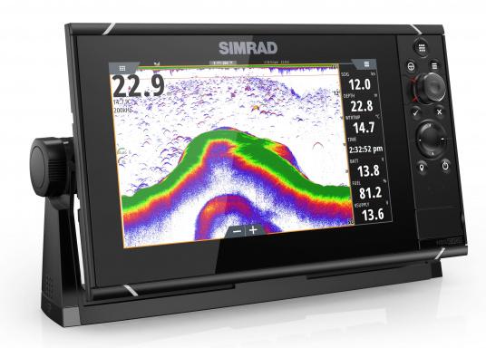 Navigieren, Kontrolle übernehmen und die enorme Funktionsvielfalt optimal ausnutzen – mit NSS evo3. Die SolarMAX™ HD-Anzeigetechnologie bietet ein außergewöhnlich klares Bild und extrem weite Sichtwinkel. Lieferung inklusive 4G Broadband Radar.