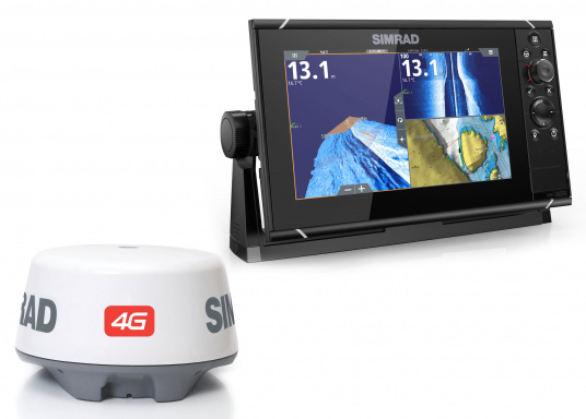 Navigieren, Kontrolle übernehmen und die enorme Funktionsvielfalt optimal ausnutzen – mit NSS evo3. Die SolarMAX™ HD-Anzeigetechnologie bietet ein außergewöhnlich klares Bild und extrem weite Sichtwinkel. Lieferung inklusive 4G Broadband Radar. (Bild 14 von 18)