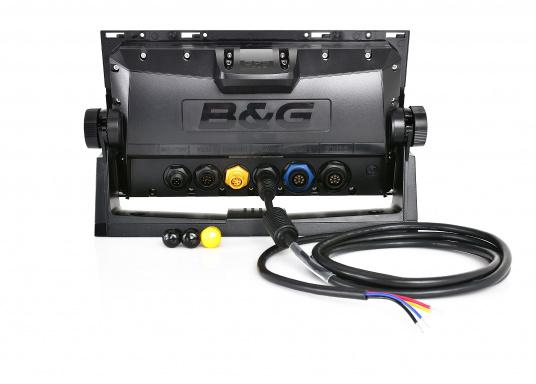 Der Zeus³ 9 ist ein einfach zu bedienendes Kartenplotter-Navigationssystem für Blauwassersegler und Regatta-Segler mit einem 9-Zoll Touchscreen-Display, leistungsstarker Elektronik, und einem großen Funktionsbereich, der speziell für den Segler entwickelt wurde. Lieferung inklusive 4G Breitband Radar. (Bild 4 von 4)