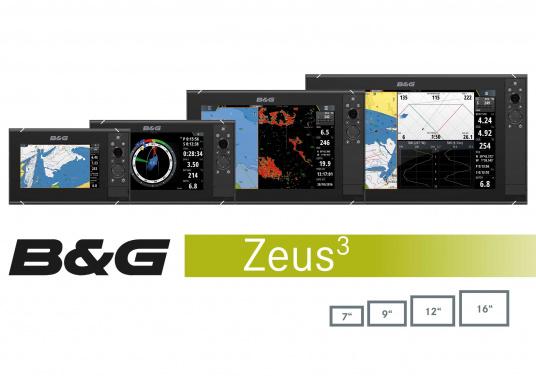 Der Zeus³ 12 ist ein einfach zu bedienendes Kartenplotter-Navigationssystem für Blauwassersegler und Regatta-Segler mit einem 12-Zoll Touchscreen-Display, leistungsstarker Elektronik, und einem großen Funktionsbereich, der speziell für den Segler entwickelt wurde. Lieferung inklusive 4G Breitband Radar.   (Bild 4 von 4)