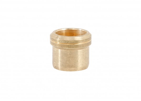 Schneidring für 8 mm Gasschlauch. 10 Stück in einer Packung. Material: Messing.  (Bild 2 von 3)