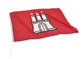 Image of Flags - Hamburg with Coat of Arms