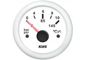 Bild von Öldruckanzeige 0-10 bar / 52 mm