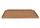 Table Top Teak / 40 x 70 cm