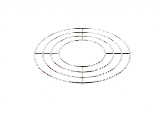 Passendes Backrost / Aufbackgitter für den Omnia Miniofen. Ideal um Brötchen aufzuwärmen, die Wärme wird gleichmäßig gehalten.