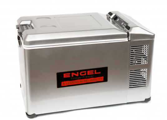 This unique compressor cooler designed for mobile use is particularly powerful and robust.  (Image 2 of 9)