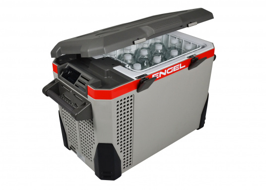 The ENGEL MR040 cooler is equipped with a powerful compressor for all types of applications. (Image 11 of 14)