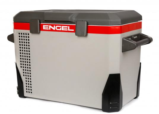 The ENGEL MR040 cooler is equipped with a powerful compressor for all types of applications. (Image 9 of 14)