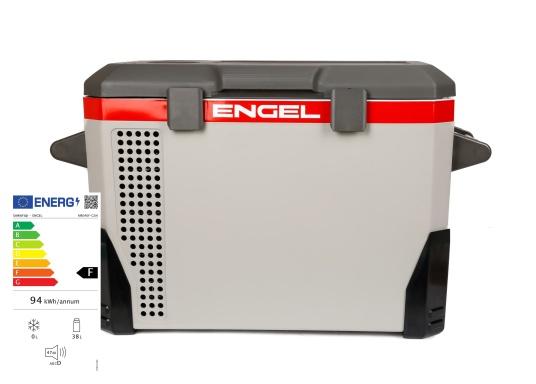 La glacière ENGEL MR040 est équipée d'un compresseur puissant pour toutes les utilisations.