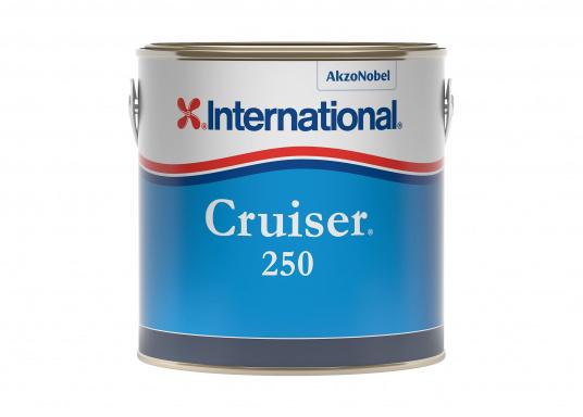 Der Nachfolger des bewährten Antifoulings CRUISER UNO EU von INTERNATIONAL. CRUISER 250 ist ein polierendes Antifouling für die Verwendung in Salz- und Süßwasser für Segel- und Motorboote (bis zu 25 kn). (Bild 2 von 4)