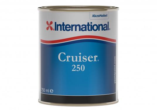 Der Nachfolger des bewährten Antifoulings CRUISER UNO EU von INTERNATIONAL. CRUISER 250 ist ein polierendes Antifouling für die Verwendung in Salz- und Süßwasser für Segel- und Motorboote (bis zu 25 kn). (Bild 3 von 4)
