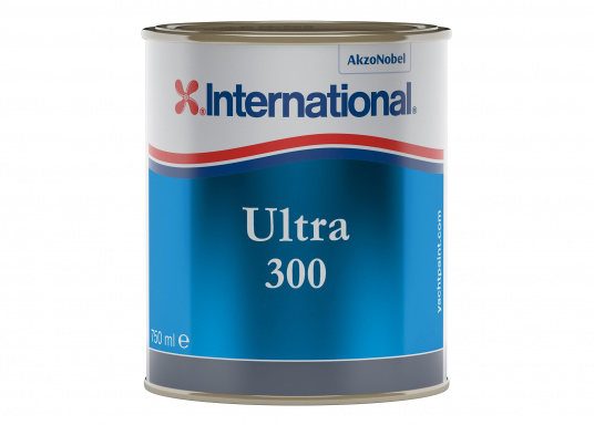 The successor to ULTRA EU hard antifouling from INTERNATIONAL! ULTRA 300 is a highly effective antifouling agent which provides effective protection against organisms such as algae. (Afbeelding 3 of 5)