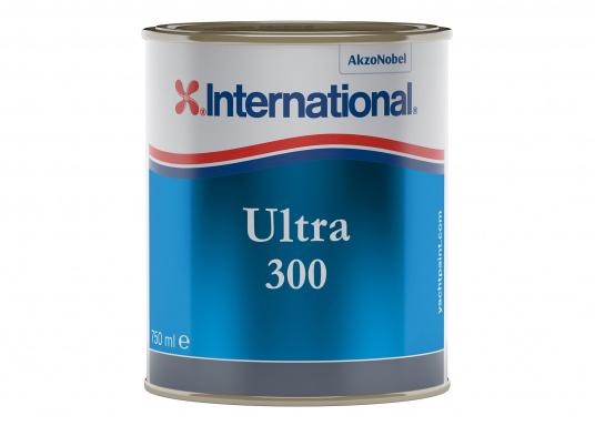 The successor to ULTRA EU hard antifouling from INTERNATIONAL! ULTRA 300 is a highly effective antifouling agent which provides effective protection against organisms such as algae. (Image 3 of 5)