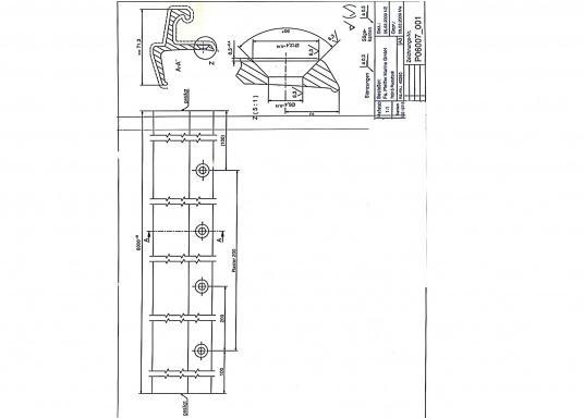 """Original Reling """"NC-Serie"""" für Ihre BAVARIA Yacht. Diese Reling ist die neueste Version und wird für die neuen BAVARIA Cruiser verwendet. (Bild 24 von 25)"""