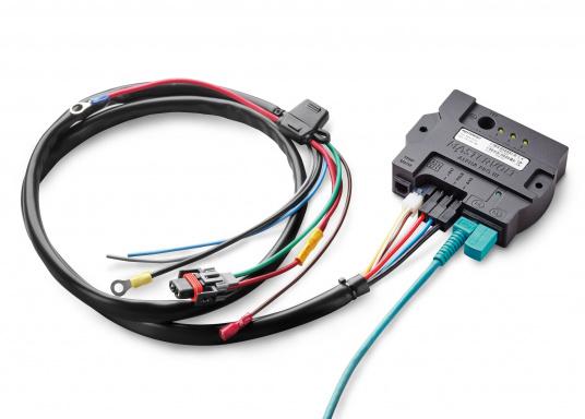 Advanced 3-step charge regulator for standard and high performance alternators. (Image 3 of 3)