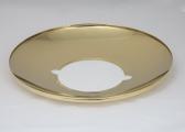500HK Reflector Screen / brass look