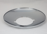 Reflector Screen for 500HK / chrome plated brass