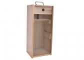 Box in legno per trasporto lampada 500HK