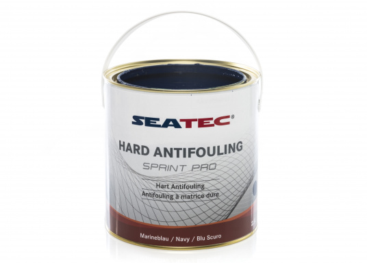 Highly effective, universal hard antifouling for sailing yachts, dinghies, motor yachts, as well as fast motor boats in areas with medium fouling conditions. It is suitable for use in fresh, salt and brackish waters as well as in the Mediterranean area (exception: SPRINT PRO Dover White). (Imagen 4 of 5)