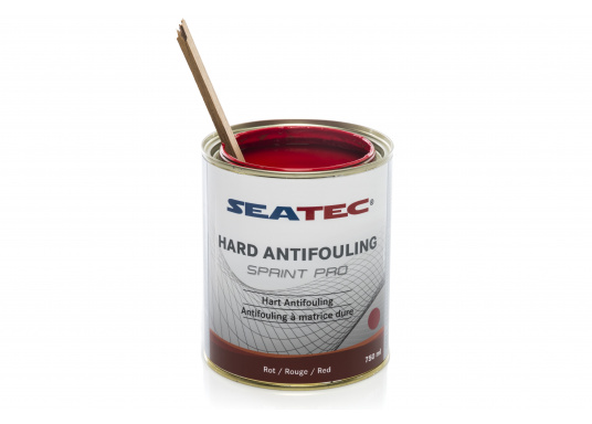 Highly effective, universal hard antifouling for sailing yachts, dinghies, motor yachts, as well as fast motor boats in areas with medium fouling conditions. It is suitable for use in fresh, salt and brackish waters as well as in the Mediterranean area (exception: SPRINT PRO Dover White). (Imagen 2 of 5)