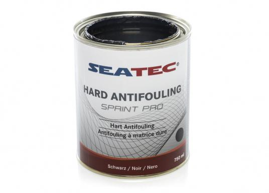 Highly effective, universal hard antifouling for sailing yachts, dinghies, motor yachts, as well as fast motor boats in areas with medium fouling conditions. It is suitable for use in fresh, salt and brackish waters as well as in the Mediterranean area (exception: SPRINT PRO Dover White). (Afbeelding 3 of 5)