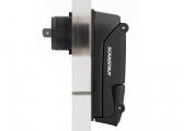 Wasserdichte USB-Steckdose / 2-fach / vertikal