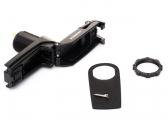 Waterproof USB Socket / 2-way / vertical