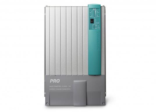 Der MASS COMBI PRO Wechselrichter ist mit modernster Technologie ausgestattet.Der MASS COMBI PRO 12/3000-150 ist mit einem MasterBus ausgestattet. (Bild 2 von 2)