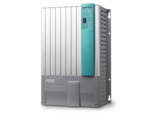 Der MASS COMBI PRO Wechselrichter ist mit modernster Technologie ausgestattet.Der MASS COMBI PRO 12/3000-150 ist mit einem MasterBus ausgestattet.