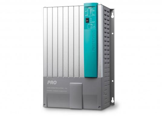 Der MASS COMBI PRO Wechselrichter ist mit modernster Technologie ausgestattet.Der MASS COMBI PRO 24/3500-100 ist mit einem MasterBus ausgestattet.