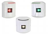 Ensemble de feux de navigation à LED gamme 44 / boîtier blanc.