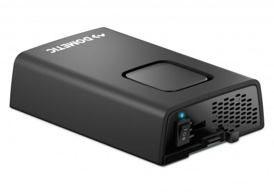 Die Wechselrichter der SinePower DSP Serie liefern eine reine Sinusspannung, die selbst empfindliche 230-Volt-Geräte, wie zum Beispiel Fernseher, optimal versorgt.