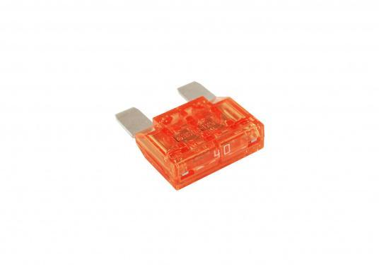 MAXI Sicherung, erhältlich in unterschiedlichen Ausführungen. Passend für den MAXI Sicherungshalter. (Bild 2 von 6)