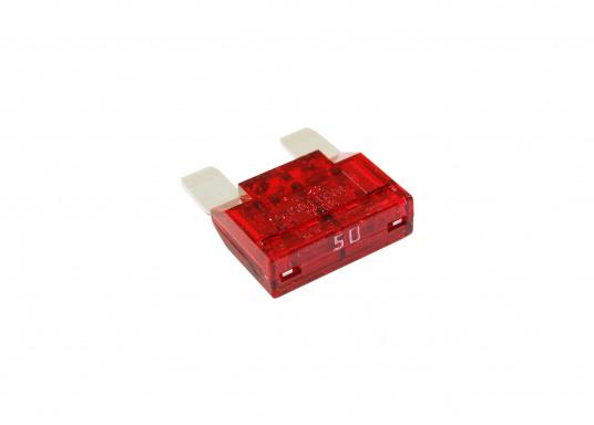 MAXI Sicherung, erhältlich in unterschiedlichen Ausführungen. Passend für den MAXI Sicherungshalter. (Bild 3 von 6)